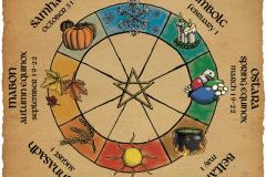Pagan Wheel-of-the-Year