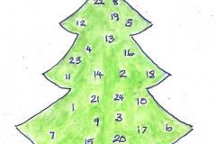 Archie the Advent Calendar