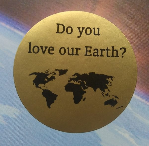 Do you love Earth image