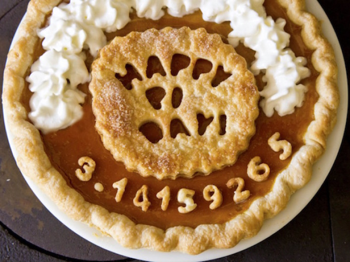 Pi Day Pie Image